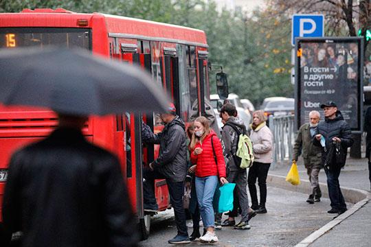 Чуть более 1 млрд рублей Казань получит для компенсации расходов общественному транспорту, который возит людей по льготному тарифу