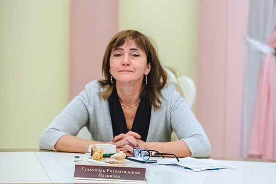 Гульчачак Назиповапокидает должность генерального директора Национального музея РТ, сруководителем непродлили контракт. Вэтом качестве она проработала 14лет