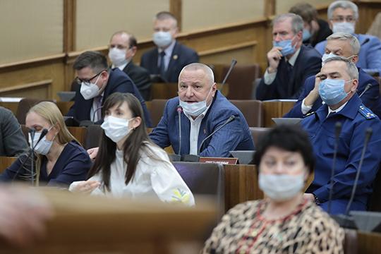 Накануне на парламентских слушаниях в Госсовете РТ с участием премьер-министра РТ Алексея Песошина обсудили внесенный президентом РТ проект бюджета республики на 2021 год