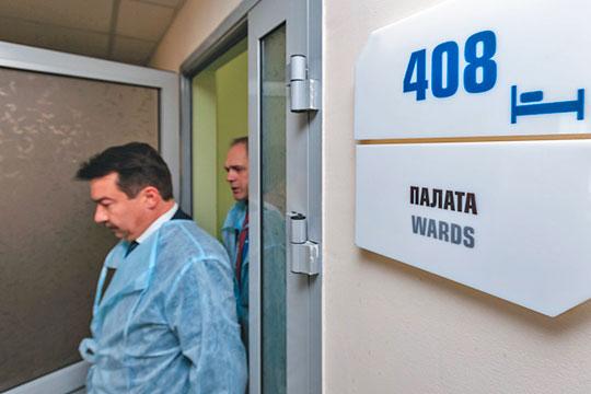 Вакцинируютли элиту Татарстана, что скрывает беглый полковник ичего хотят отДаутовой