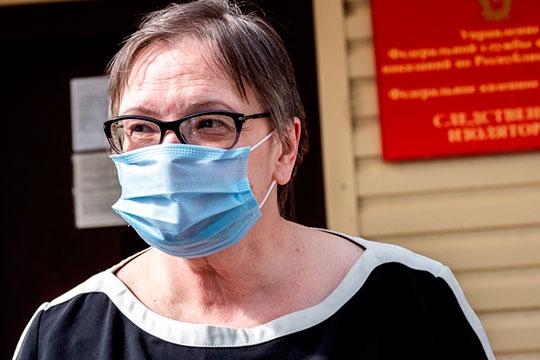 Трех месяцев не провела на свободе известный республиканский банкир Евгения Даутова, как следственный комитет снова поставил ее на грань уголовного преследования