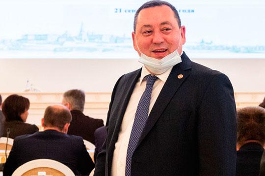 Марат Муратов покинул пост первого заместителя главы аппарата президента РТ