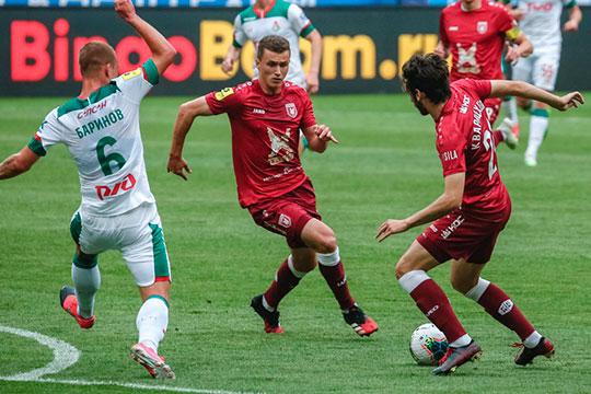 В наш рейтинг также вошли ещё два футболиста «Рубина» — это Иван Игнатьев (40 тыс.) и Хвича Кварацхелия (21,2 тыс.).