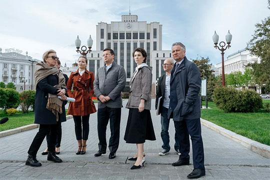 В 2017 году татарстанские архитекторы разработали концепцию развития площади Свободы и соседних улиц Большая и Малая Красная