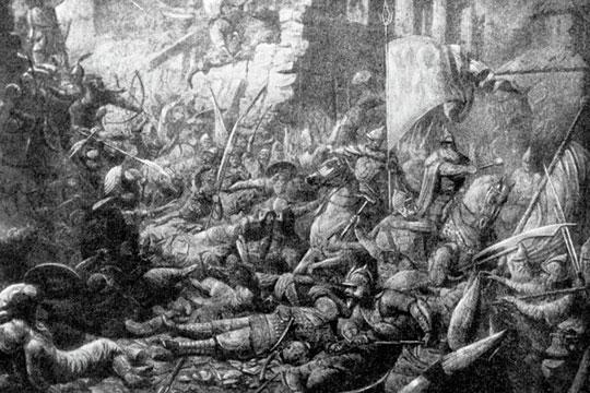 «Очевидно, что захват Казани был лишь частью грандиозного плана построительству новой православной империи»