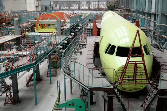 Пару месяцев назад ходили разговоры отом, что КАЗу закажут 15 Ту-214