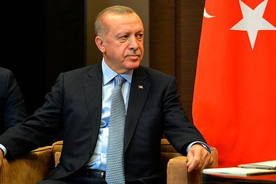 Эрдоган четко обозначил, что Анкара не признает «аннексию» полуострова и вместе с Украиной будет «поддерживать крымских татар»