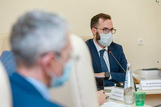 Владимир Жаворонков: «Мы переживаем очень серьезную ситуацию: COVID-19 развивается вместе с другими ОРВИ на волне их сезонного подъема»