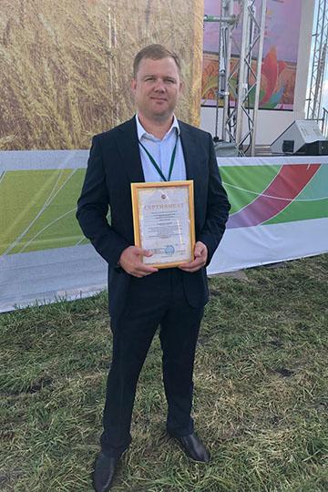 Зампредседателя правления кооперативов Нижнекамский Евгений Абрамов