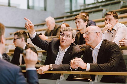 «На наблюдательном совете университета, под председательством вице-премьера РФ Дмитрия Чернышенко, была определена стратегическая цель — Университету Иннополис к 2024 году нужно войти в один из них»