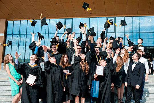 «По данным Центра развития карьеры Университета Иннополис, после обязательной отработки гранта 51% выпускников остается жить и работать в Иннополисе»
