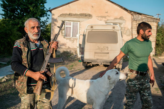 «Армяно-азербайджанский конфликт уходит вдебри истории»