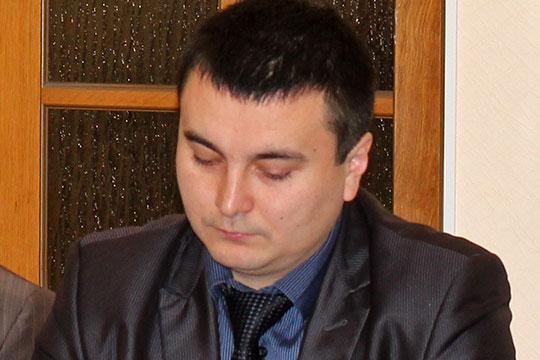 В Муслюмово задержан и. о. руководителя райисполкома Ильнур Ахметов
