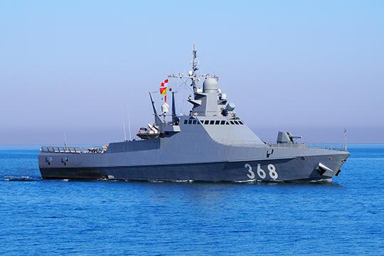 Проект 22160. До сегодняшнего дня у российского ВМФ не было специализированных патрульных кораблей