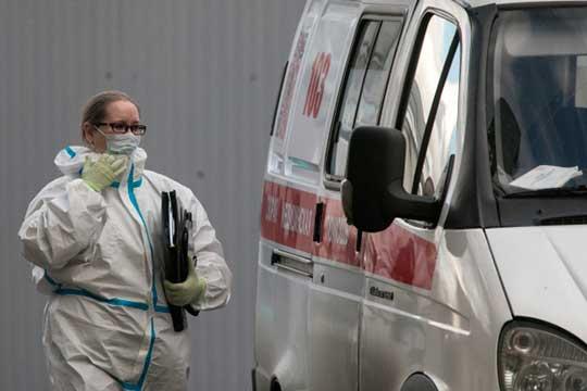 Сначала пандемии COVID-19 заболели минимум 588 татарстанских медиков— это число случаев, когда уже произведены выплаты послучаю инфицирования медицинских работников при исполнении трудовых обязанностей