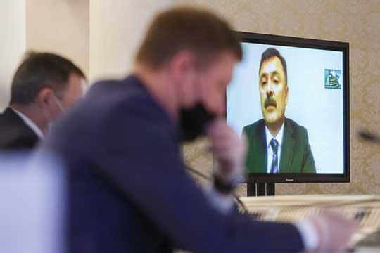 Новым руководителем исполнительного комитета Казани стал первый заместитель руководителя исполкома Рустем Гафаров