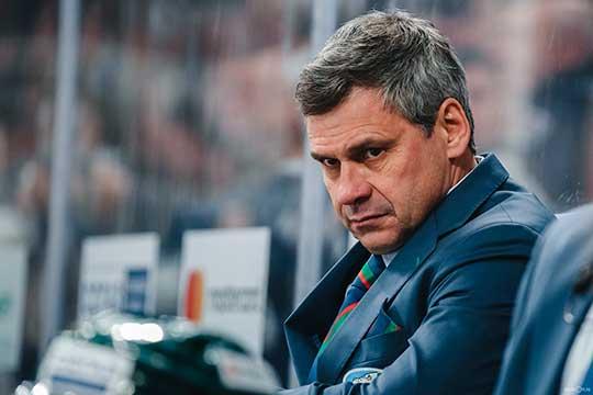 ДмитрийКвартальнов заявил, что команда слабо сыграла вовсех линиях
