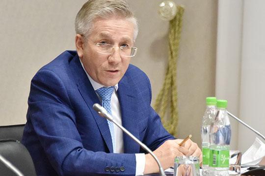Радик Гайзатуллин: «Начиная с 2025 год, и у нас заложено проектом бюджета на три года порядка 300 миллионов рублей»
