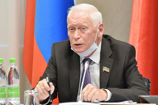 Леонид Якунин: «Ситуация показывает, что в этом году процесс наполнения бюджета идет непросто»