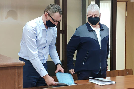В Вахитовском райсуде после трехнедельного перерыва продолжилось рассмотрение уголовного дела экс-бенефициара Татфондбанка Роберта Мусина, обвиняемого в злоупотреблении полномочиями