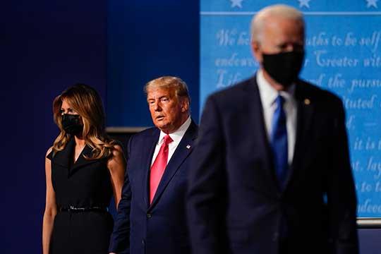 Финальные дебаты между президентом США Дональдом Трампом и кандидатом в президенты Джо Байденом все-таки состоялись, и прошли в традиционном формате