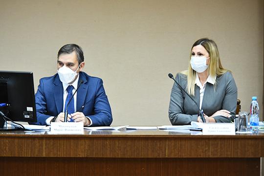 Марат Мухамадеев: «Давайте сами начнем надевать маски, дистанцироваться. Вот мы привыкли критиковать, а давайте возьмем ответственность на себя»
