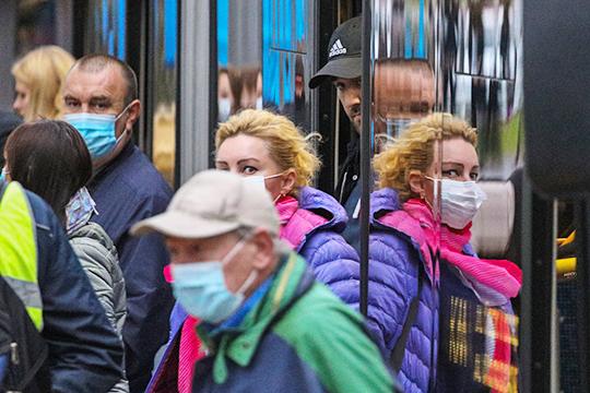 Если пациент поедет вобщественном транспорте, то,сами понимаете,высока вероятность заразить большее количество людей, которые впоследующем станут инфицировать других