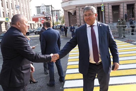 Высокую позицию в нашем нашего рейтинга сохраняет глава Зеленодольска Михаил Афанасьев, который в прошлом году переехал туда из Лаишево