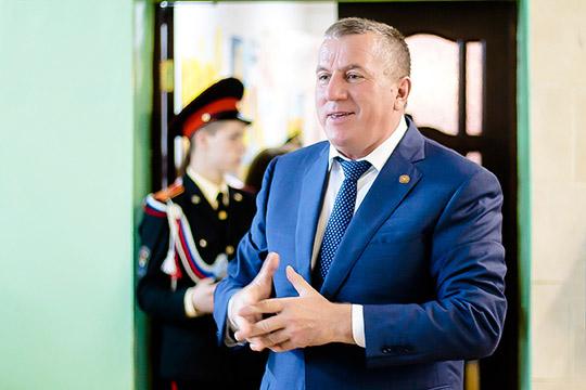 Рамис Сафиуллов — один из фаворитов руководства республики