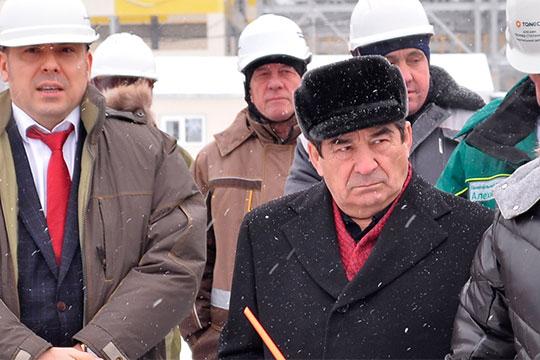 Больше всего малых нефтяных компаний РТ так или иначе связаны с именем одного из акционеров холдинга «ТаграС» Шафагата Тахаутдинова и его сына Рустема Тахаутдинова