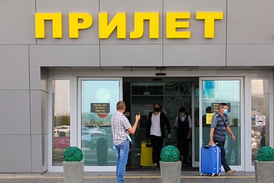 Коронавирус до Африки доведет: аэропорт «Казань» открыл зимнее расписание