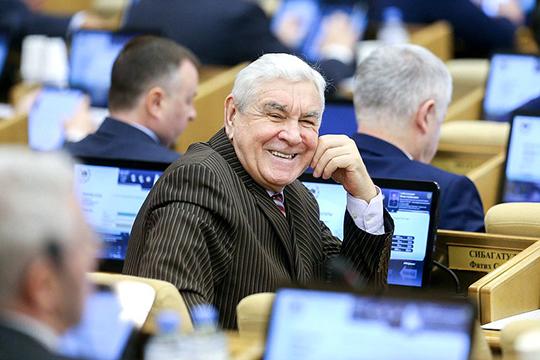 Заседающий вот уже три созыва 70-летний Фатих Сибагатуллин также может не пойти на следующую пятилетку