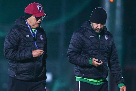 «Такие люди, как Курбан Бекиевич и Юрий Сёмин, должны делиться опытом, воспитать ряд тренеров. Так и сказал ему: «Вы ещё должны работать, вы не всё доказали»