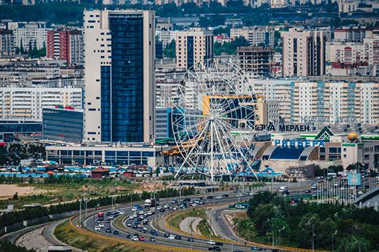 За долги структурам, близким к «Ак Барс» банку, ушли многие активы группы «Сувар» — например, гостиничный комплекс «Ривьера»
