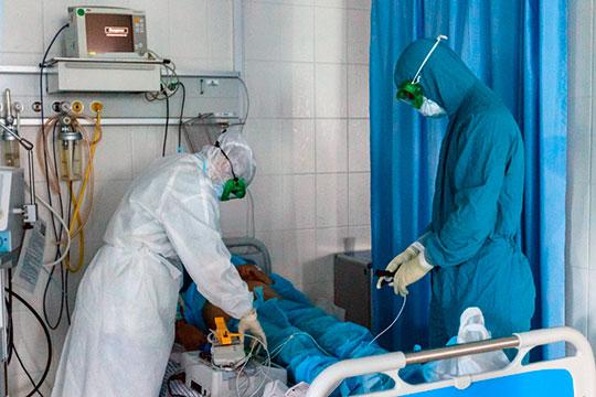 По словам Резеды Бодровой, близким, родным пациентов с коронавирусом нужно быть очень внимательными и помочь человеку восстановиться после болезни