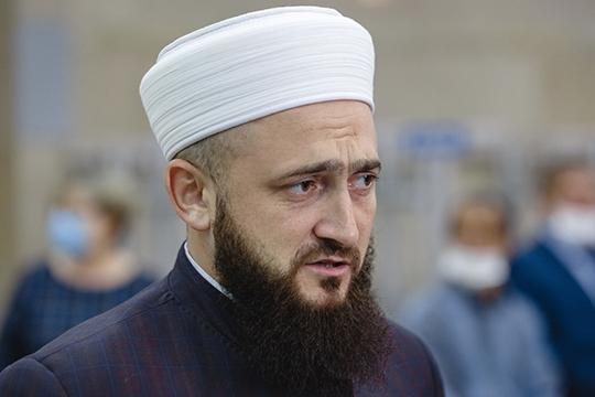 Камиль хазрат Самигуллин: «Действия против ислама в отдельных странах Европы оставили глубокий след в сердцах каждого мусульманина мира»