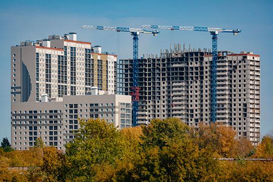 Руководитель аналитического центра ДОМ.РФ Михаил Гольдберг заявил, что более 90% квартир в новостройках страны сейчас продается по программе льготной ипотеки под 6,5%