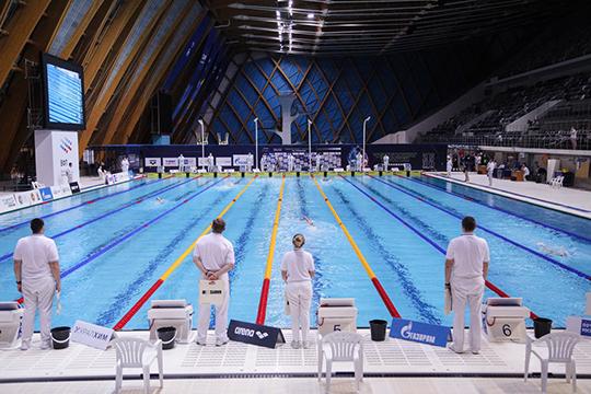 В условиях пандемии чемпионат России по плаванию стал, по сути, главным по масштабу турниром осени в Казани