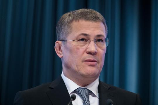 Глава Башкортостана Хабиров только вчера публично заявил о том, что Мустафин заразился коронавирусной инфекцией и у него серьезно поражены легкие