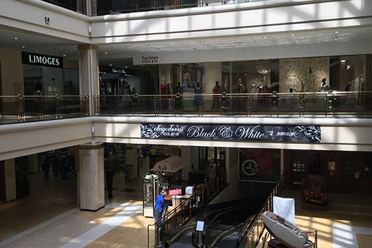 """«В """"Сувар Плазе"""" очень хороший арендный блок — это офисная часть. Там заполняемость 95%. По торговой части заполняемость чуть пониже — примерно 65-70%»"""