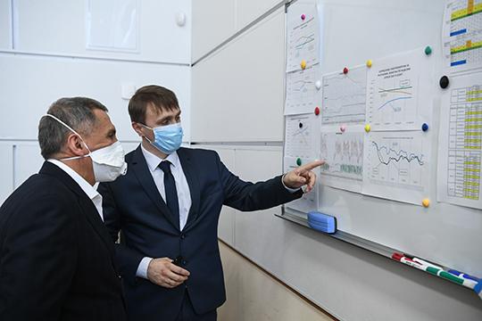 Есть ряд инициатив федерального масштаба, которые впилотном режиме отрабатываются сейчас вТатарстане. Например, активный энергетический комплекс промышленного типа (АЭК)