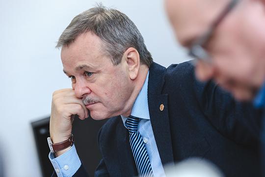 Виктор Дьячков, председатель совета директоров группы компаний ICL