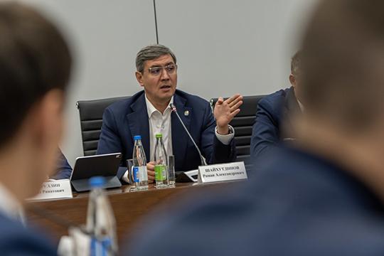 Роман Шайхутдинов: «Цель опорного образовательного центра, созданного на базе Университета Иннополис — это апробация и масштабирование модели обеспечения приоритетных отраслей высококвалифицированными кадрами»