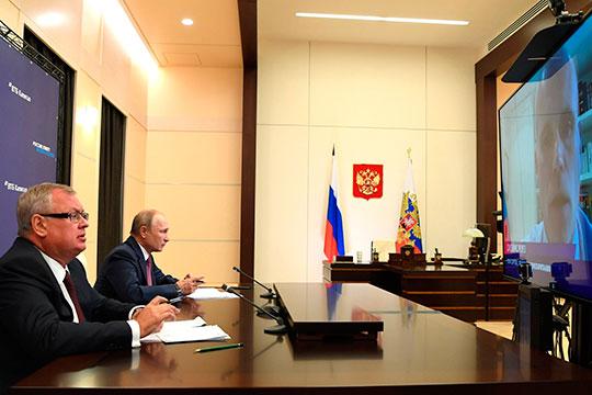 Традиционный форум «ВТБ Капитала» «Россия зовет!» в этом год, следуя коронавирусным традициям, проходит в онлайн-формате