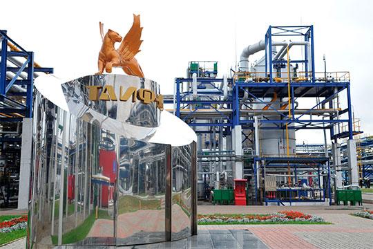 Лишь спустя полтора года после приобретения ТАИФ смог запустить выкупленный им совместный проект с «Татнефтью» — завод моторных масел «Татнефть-Нижнекамскнефтехим-Ойл» в нижнекамской промзоне
