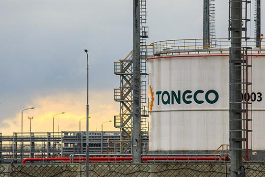 В I полугодии в «Танеко» было вложено около 25 млрд рублей, во втором полугодии — чуть меньше, всего по году инвестиции составят около 44 млрд руб