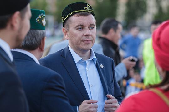 Марат Зяббаров,заместитель премьер-министра РТ— министра сельского хозяйства ипродовольствия РТ