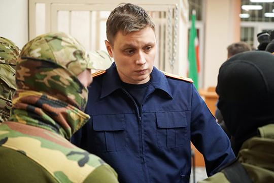 В Казани уголовное дело МЧС РТ вел следователь 4-го отдела по расследованию особо важных дел СУ СКР по РТ Дмитрий Линевич