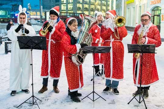 Все надежды туристической отрасли Татарстана на новогодние праздники
