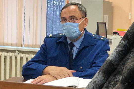 Гособвинитель Степан Спиридонов задал главный вопрос: где закупались компоненты оборудования?